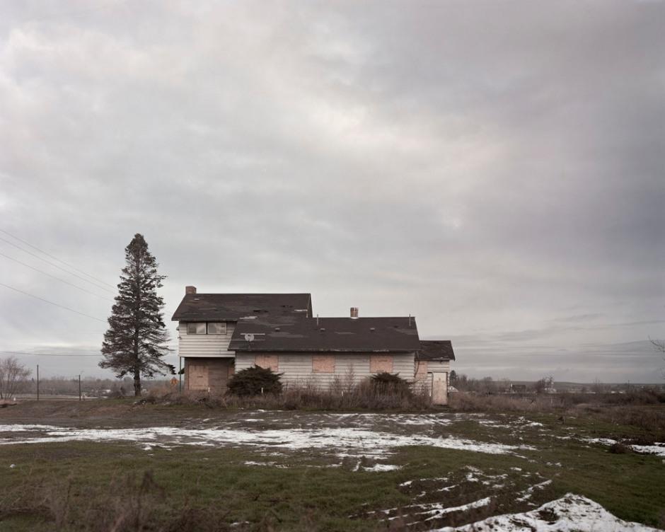 Abandoned House #2, Oregon, 2013